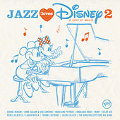Jazz Loves Disney 2 - A Kind Of Magic de Various Artists