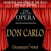 Don Carlo (feat. Sena Jurinac,Eugenio Fernandi,Ettore Bastianini) by Cesare Siepi