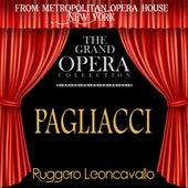 Pagliacci (feat. Lucine Amara,Leonard Warren,Mario Sereni,Charles Anthony) by Mario del Monaco
