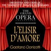 L'Elisir d'Amore (feat. Renata Scotto,Giulio Fioravante,Ivo Vinco) de Giuseppe Di Stefano