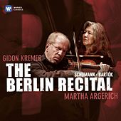 The Berlin Recital von Martha Argerich