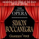 Simon Boccanegra (feat. Leyla Gencer,Giuseppe Zampieri,Giorgio Tozzi) de Tito Gobbi