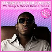 I Know U Got Soul, Vol. 15 - Deep & Vocal House Tunes by Various Artists