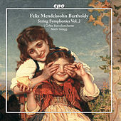 Mendelssohn: String Symphonies, Vol. 2 by L'Orfeo Barockorchester