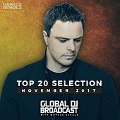 Global DJ Broadcast - Top 20 November 2017 by Various Artists