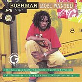 Most Wanted de Bushman