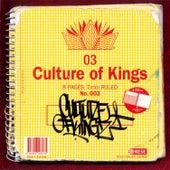 Culture Of Kings Vol. 3 de Various Artists