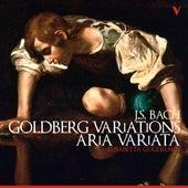 J.S. Bach: Goldberg Variations & Aria variata by Elisabetta Guglielmin
