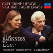 From Darkness To Light von Vladimir Ashkenazy