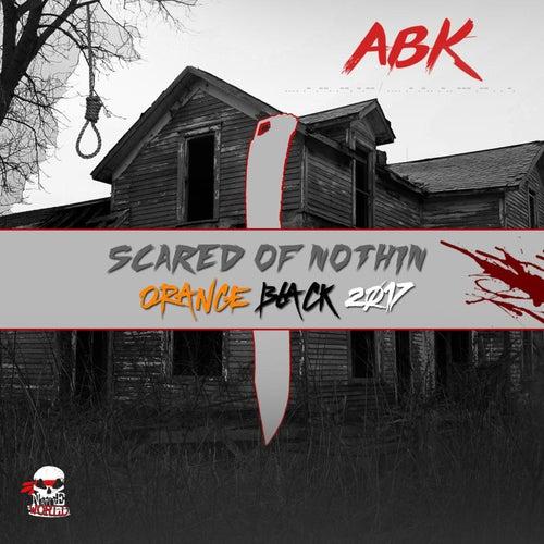 Scared of Nothin: Orange Black 2017 by ABK