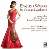 English Works for Viola & Orchestra by Hong-Mei Xiao