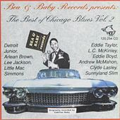 Bea & Baby Records - The Best of Chicago Blues Vol. 2 by Various Artists
