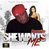 She Wants Me (feat. Tru) by Nynoyz