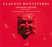 MONTEVERDI, C.: Selva morale e spirituale (La Venexiana) de Various Artists