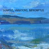 Sonatas, Variations & Impromptus by Olwen Morris