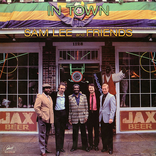 Sam Lee and Friends - in Town by Sam Lee