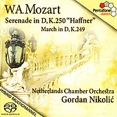 Mozart: Serenade and March in D by Netherlands Chamber Orchestra