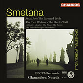 SMETANA, B.: Orchestral Music, Vol. 2 (BBC Philharmonic, Noseda) by Gianandrea Noseda