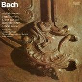 Bach: Violinkonzerte by Karl Suske