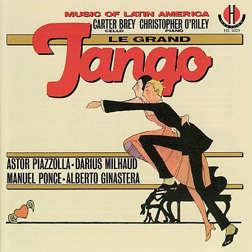 Le Grand Tango by Carter Brey