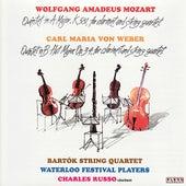 Mozart: Quintet in A Major - Weber: Quintet in B-flat Major by Various Artists