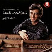 Janáček: Piano Works by Avner Arad