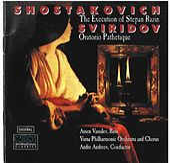 Shostakovich: Execution Of Stepan Razin, Op. 119 de Assen Vassilev