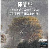 Brahms: Sonata For Horn & Piano In E-flat, Op. 120/2; Sonata For Horn & Piano In E, Op. 38 by Scott Brubaker