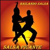 Bailando salsa de Salsa Picante