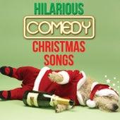 Hilarious Comedy Christmas Songs de Various Artists