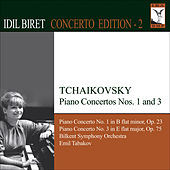 TCHAIKOVSKY, P.I.: Piano Concertos Nos. 1 and 3 (Biret Concerto Edition, Vol. 2) by Idil Biret