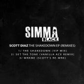 The Shakedown (Remixes) - Single by Scott Diaz