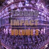 Techno Impact, Vol. 3 - EP de Various Artists