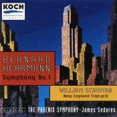 Herrmann: Symphony de The Phoenix Symphony