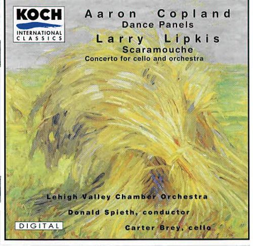 Copland: Dance Panels by Carter Brey