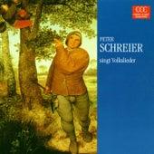 Peter Schreier Singt Volkslieder von Peter Schreier