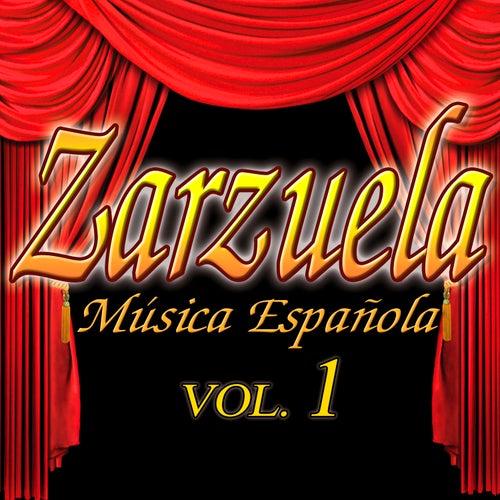 Zarzuelas Vol.1 by Orquesta De Lirica y Coros