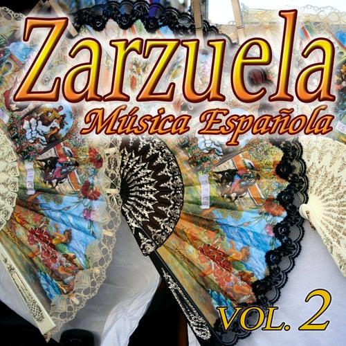 Zarzuelas Vol.2 by Orquesta De Lirica y Coros