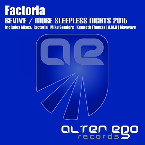 Revive / More Sleepless Nights - EP by La Factoria