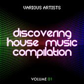 Discovering House Music Compilation, Vol. 1 - EP de Various Artists