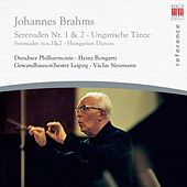 Johannes Brahms: Serenaden Nr. 1 & 2/Ungarische Tänze by Various Artists
