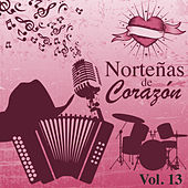 Norteñas de Corazón (Vol. 13) by Various Artists