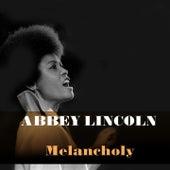 Abbey Lincoln: Melancholy de Abbey Lincoln