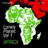 Lonely Planet, Vol. 1 (Africa) de Tito Rinesi