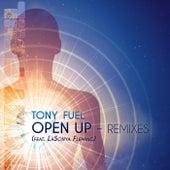 Open Up: Remixes, Pt. 1 by Tony Fuel