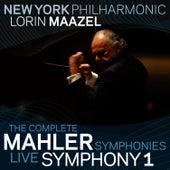 Mahler: Symphony No. 1 by New York Philharmonic