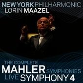 Mahler: Symphony No. 4 de New York Philharmonic