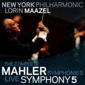 Mahler: Symphony No. 5 by New York Philharmonic