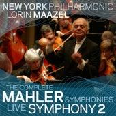 Mahler: Symphony No. 2 by New York Philharmonic