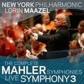Mahler: Symphony No. 3 by New York Philharmonic